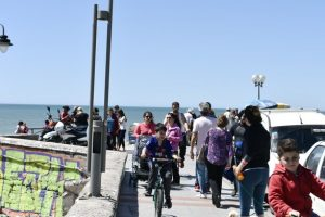 Mar del Plata y un fin de semana largo que anticipa el verano