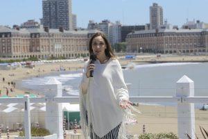 Vidal anunció beneficios para quienes decidan veranear en Mar del Plata