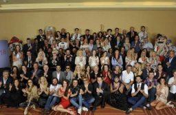 Mar del plata lanzó la temporada de verano 2018 con una gala repleta de famosos