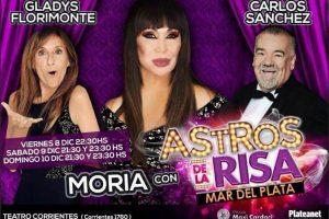 Moria Casan en el Teatro Corrientes Junto a Gladys Florimonte y Carlos Sanchez