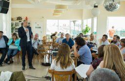 """Mar Chiquita: """"Nuestra principal política sanitaria es la prevención y la promoción de la salud"""""""