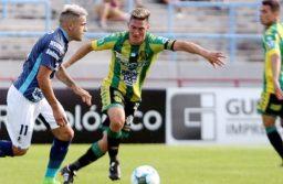 Pobre empate en Mar del Plata entre Aldosivi e Independiente de Mendoza
