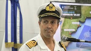 """Nuevo parte de la Armada sobre el ARA San Juan: """"Es como buscar un cigarrillo en una cancha de fútbol"""""""