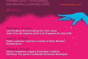 Conciertos en el Teatro Colón: tres noches con lo mejor del jazz nacional e internacional