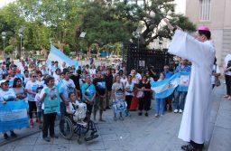 Se celebró la santa Misa en la Conmemoración del primer aniversario de la desaparición del ARA San Juan