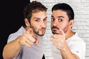 """Este lunes estrenan Dario Orsi y Mike Chouhy con su Stand Up """"Sanata"""""""