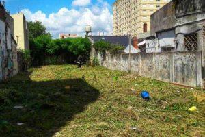 Inspección General continúa realizando tareas de higienización en terrenos abandonados