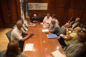 Arroyo se reunió con fomentistas de Reservas Forestales
