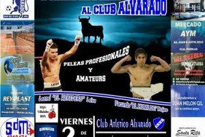 Se viene el Primer Festival de Boxeo en Alvarado