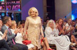 Mirtha, Prandi, Grudke y muchos famosos presentes en el Mar del Plata Moda Show