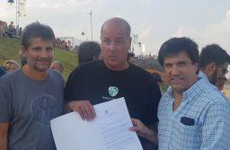 """El Concejo Deliberante declaró de interés  el """"4º Cruce Solidario Acuático de Luna llena"""""""