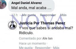 Acusan a la jefa de la Anses de provocar a la familia de un joven asesinado por la Policía
