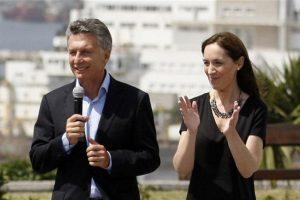Con el apoyo de Lilita, Macri confirmó que él y Vidal van por un nuevo mandato