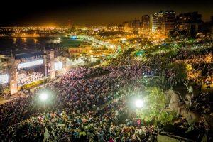La Filarmónica de Buenos Aires deslumbró a unas 40.000 personas en Mar del Plata