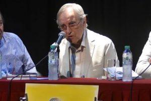 Homenaje a Mario Trucco en el Concejo Deliberante