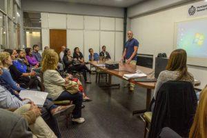El Municipio presentó al Colegio de Escribanos el sistema de Ventanilla Única de Trámites