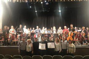 """El HCD reconoció la trayectoria de la Orquesta Sinfónica, en su 70° aniversario, y la declaró """"Patrimonio Cultural Intangible"""""""