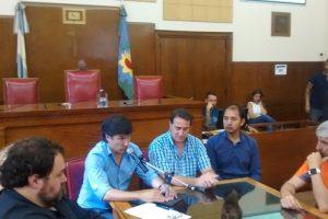 El Concejo Deliberante se suma a la propuesta  de Julio Aro para el Nobel de la Paz