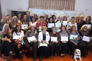 La Defensoría del Pueblo distinguió a 25 mujeres destacadas