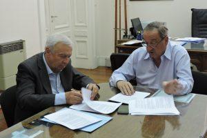 Tandil: El próximo lunes presentaran los objetivos del Acuerdo Bicentenario