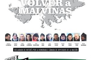 """Este viernes en el Teatro Corrientes: """"Volver a Malvinas"""" el documental"""