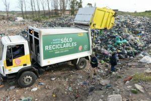 Basural: forman comité de crisis; servicio en emergencia; la empresa comprometida y presión de Camioneros