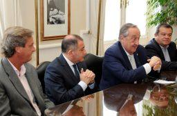 Tandil: El Municipio y La Nación firmaron un convenio para capacitar a funcionarios y personal en distintos temas de gestión comunal
