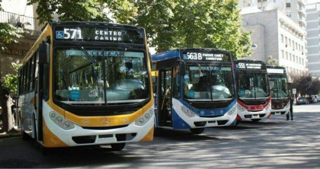 La comisión de Transporte aprobó el aumento del boleto de colectivo