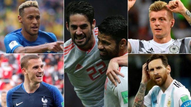 Los peligros del cuadro: Brasil, Alemania, Francia… y Argentina pueden ir por el mismo lado