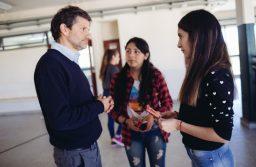 """Ciano: """"La educación sexual tiene que llegar a los jóvenes por todos los medios posibles"""""""