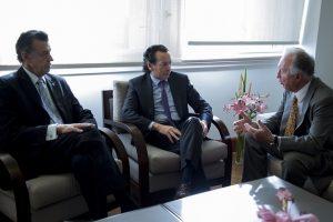 La Cámara de Comercio se reunió con el ministro de Producción de la Nación
