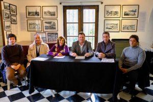 El municipio presentó el programa Talleres