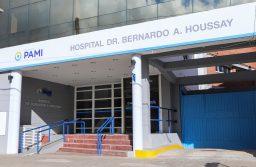 Representantes de centros de jubilados recorrieron el hospital Houssay