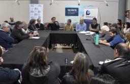 Se realizó un encuentro de propietarios de fábricas recuperadas en la Provincia