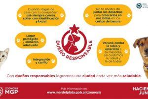 """El municipio impulsa la campaña """"Dueño responsable"""""""