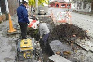 OSSE avanzó con la construcción y remodelación de sumideros