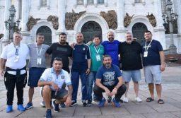 """El """"viaje de egresados"""" de la AFA, que llevó más dirigentes que jugadores a Rusia"""