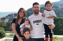 Antonela le dio a Messi el apoyo que más necesitaba