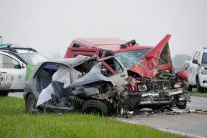 Accidente fatal en la Ruta 30: cinco fallecidos en un choque