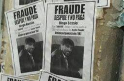 """Escrachan a Diego Bossio tras los despidos en """"Radio Tandil"""""""