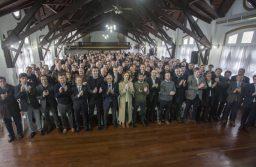 Lunghi participó de la reunión de gabinete convocada por Vidal