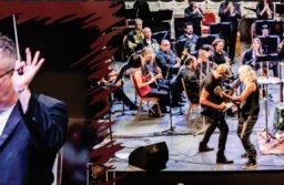 """La Banda Sinfónica y """"Sucio y desprolijo"""" realizarán un homenaje a Pappo"""