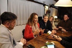 """La diputada Campagnoli recalcó la necesidad de """"instalar que el que las hace, las paga"""""""