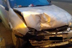 Denunció que le robaron el auto, pero lo había chocado y estacionado