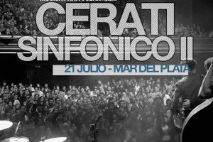 "Llega ""Cerati Sinfónico II"" al teatro RadioCity"