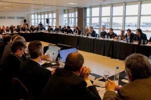 Macri se comprometió a impulsar la renovación de la flota pesquera