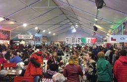 La Feria de las Colectividades ya recibió a más de 50.000 visitantes