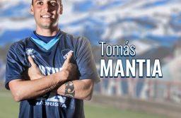 Alvarado: Tomás Mantia también sigue y se sumó a las prácticas