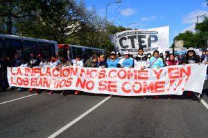 Organizaciones sociales convocan a una marcha por la emergencia alimentaria