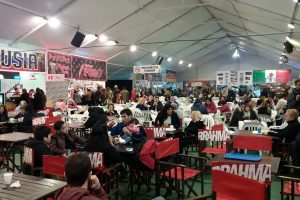 Más de 20.000 personas visitaron la Feria de las Colectividades